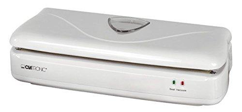 Folienschweißgerät mit Folienrolle Schweißgerät Folienschweißer Vakuum Vakuumierer Vakuumschweißer (Sparsame 100 Watt, Sichtfenster)