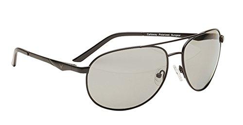 Callaway Hawk Sunglasses, Grey, One Size