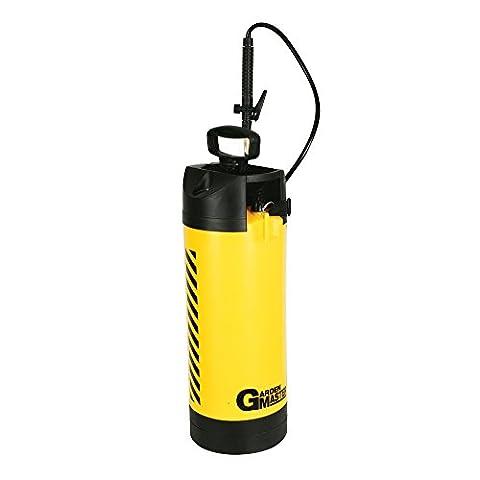Garden Master Drucksprühgerät für chemische Unkrautbekäpfung, 8 Liter Wasser, zur Zaunbehandlung, F15350 GMCS8