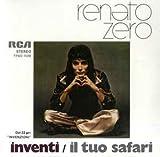 RENATO ZERO INVENTI/IL TUO SAFARI RSD 2018