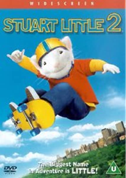 Stuart Little 2 Dvd 2002 Amazon Co Uk Michael J Fox Geena Davis Hugh Laurie Jonathan Lipnicki Anna Hoelck Ashley Hoelck Nathan Lane Melanie Griffith James Woods Steve Zahn Marc John Jefferies Angelo Massagli
