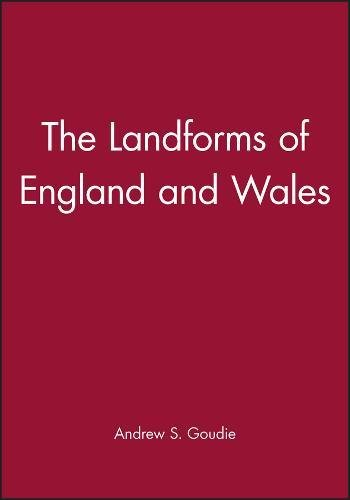 Landforms of England and Wales