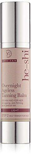 He-Shi Overnight Ageless Tanning Baume Autobronzant Progressif 50 ml