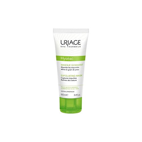Uriage Hyséac 2-In-1 Exfoliant Masque (100ml) (Pack de 2)