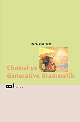 Chomskys Generative Grammatik (eva wissen)