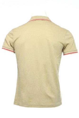 Roberto Cavalli Herren Poloshirt Polo Viele Farben und Größen Beige