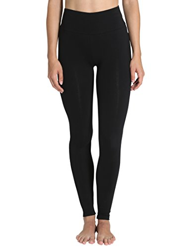 Berydale Women's High-waisted Leggings, Black,L