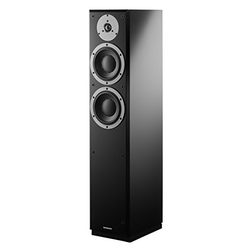 Dynaudio Emit M30 Black Pair Floor Standing Speakers