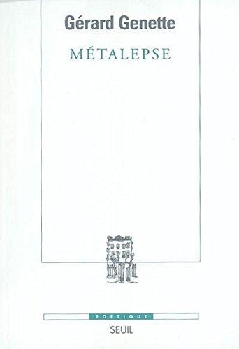 Mtalepse : De la figure  la fiction