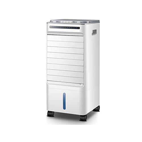 Climatiseur portable, Mobile Climatisation Ventilateur Ménage Petit Refroidisseur D'air Réfrigérateur Dortoir Ventilateur De Refroidissement Humidification Petit Climatiseur
