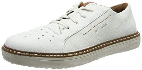 Josef Seibel Herren Quentin 03 Sneaker, Weiß (Weiß-Kombi 001), 43 EU