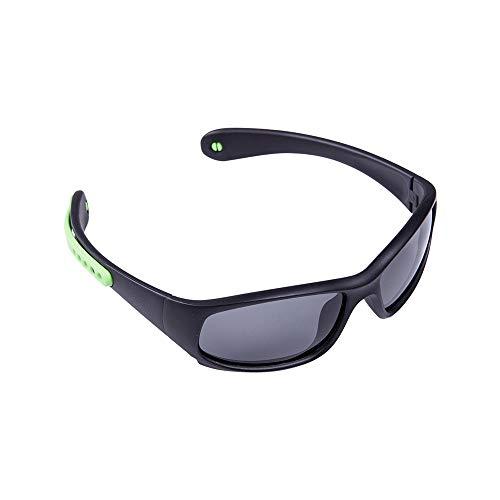 Eghunooye Kinder Baby Sonnenbrille Polarisiert UV 400 Schutz aus Silikon Sport Brillen Sonnenschutz Sunglasses für Jungen und Mädchen (C13)