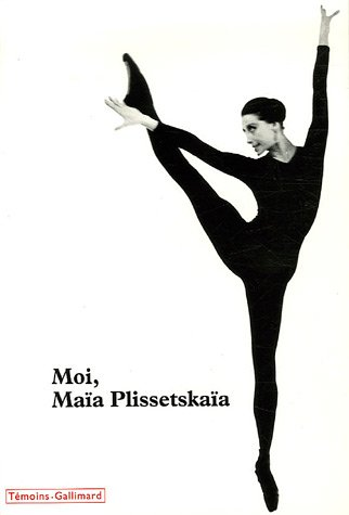 Moi, Maïa Plissetskaïa par Maïa Plissetskaïa