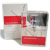 Armand Basi In Red fur DAMEN von Armand Basi - 100 ml Eau de Parfum Spray