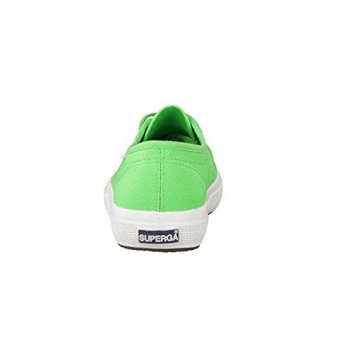 Superga Unisex-Erwachsene 2750 Cotu Classic Low-Top Apfelgrün