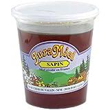 Jura Miel - Miel de Sapin de Franche-Comté - Pot plastique 500g - Liquide