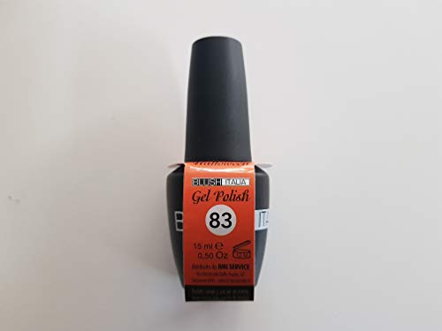 Gel Polish 15 ml semipermanenti Blush Italie 96 couleurs ultra coprenza maximale durée (83 – Halloween)