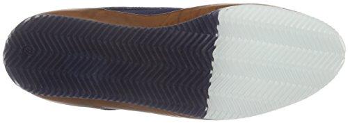 Tamboga 258-24, Chaussures à Lacets Homme Blau (Jeans Blue / Brown 32)