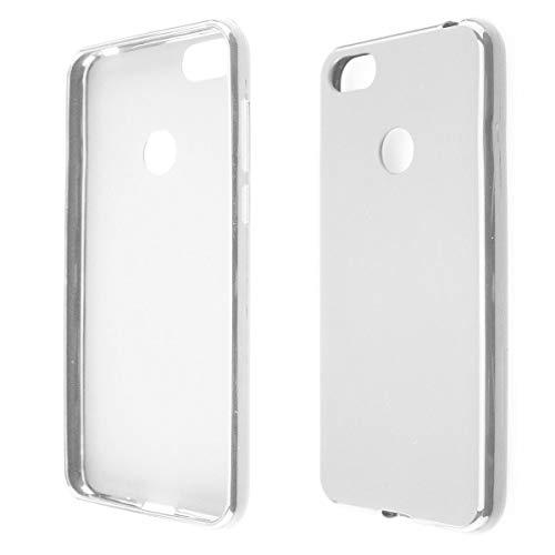 caseroxx Hülle für Neffos/TP-Link C9a (Aldi-Smartphone), Tasche (TPU-Hüllen, transparent)