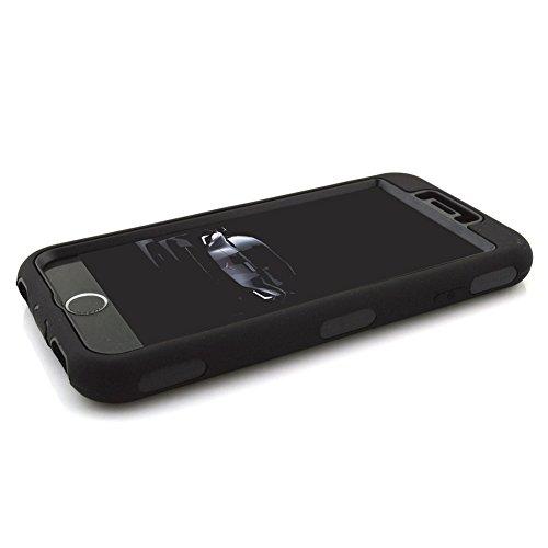 """D9Q Luxus Schwere Pflicht Hybrid Hard Case Cover Fall Hülle Protector für Apple iPhone 6 Plus 5,5"""" !!Stil D"""