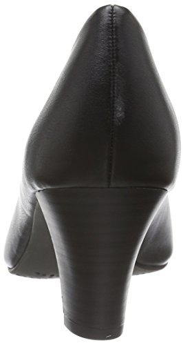 Tamaris Damen 22423 Pumps Schwarz (Black Matt 020)