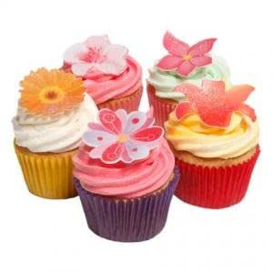 Cake Decorating Stockists Uk : 12 Stunning Edible Summer Flowers- Beautiful Edible Cake ...