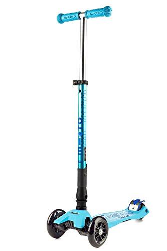 maxi micro deluxe blau faltbar Test