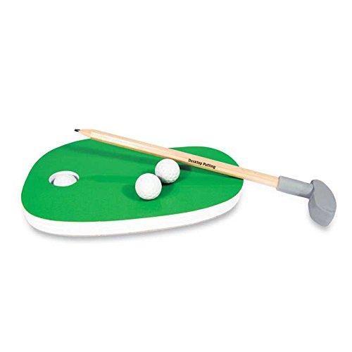 Desktop Distractions Schreibtisch-Golf-Set