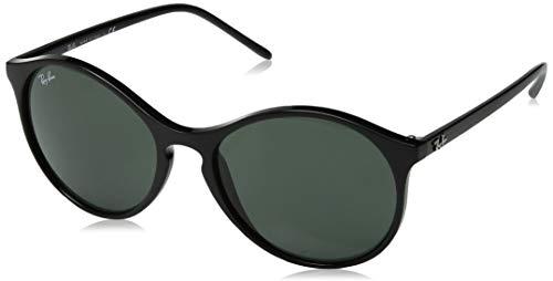Ray-Ban Damen RB4371-601/71 Sonnenbrille, Schwarz (Negro), 0