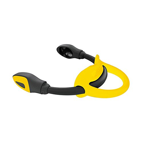 MARES BUNGEE STRAP YELLOW R