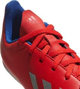 adidas Unisex-Kinder X 18.4 In J Fußballschuhe, Mehrfarbig (Multicolor 000), 34 EU