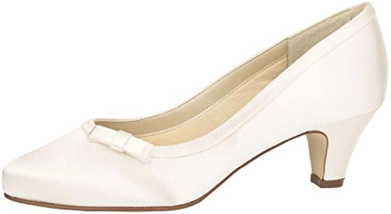 Chaussures de mariée Rainbow Club/Josephine/Ivoire - blanc 36,5 - Weiß, 36,5 blanc EUB00OZUMQSKParent e123ad