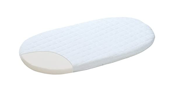 Alvi matratze luftikus mini mit dry bezug für stubenwagen