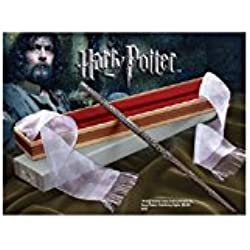Noble Collection - Vara de Harry Potter Sirius Negro Deluxe