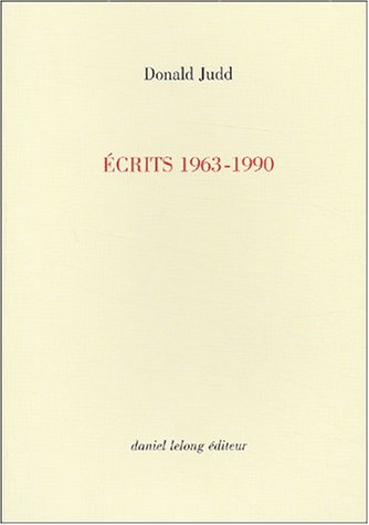 Ecrits 1963-1990