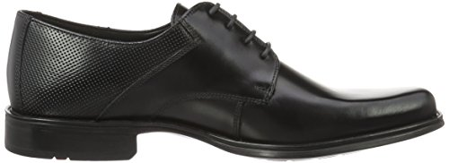 Lloyd Dwaine, Derby Homme Marron (Black)
