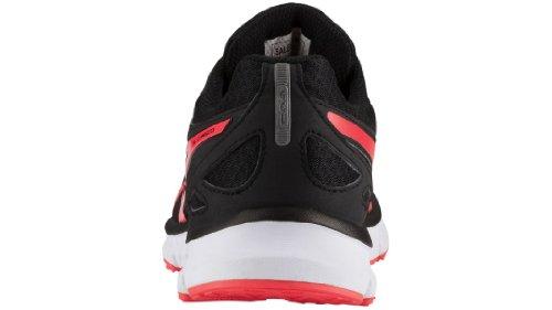 ASICS Damen Laufschuhe schwarz/neonpink