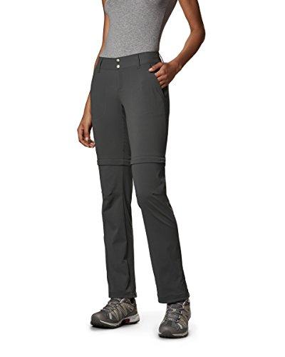 Columbia Damen Saturday Trail Ii Convertible Pant-24w Regular sportliche Hosen, India Ink, 24W Trail Convertible Pants