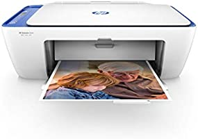 HP DeskJet 2630 Multifunktionsdrucker (Instant Ink, Drucker, Scanner, Kopierer, WLAN, Airprint) mit 3 Probemonaten HP...
