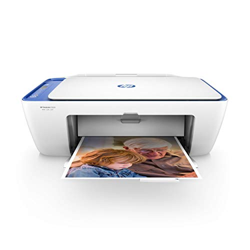 HP DeskJet 2630 Multifunktionsdrucker (Instant Ink, Drucker, Scanner, Kopierer, WLAN, Airprint) mit 2 Probemonaten HP Instant Ink inklusive - Inkjet-foto-drucker Usb
