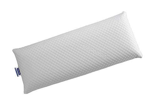 Todocama - Almohada viscogel, formada por un núcleo 100% viscoelástico, con partículas de Gel Que reducen la Temperatura Unos Grados. (90 cm)