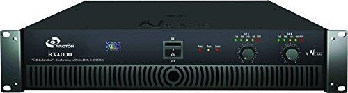 NX Audio Proton RX4000 Live Sound Power Amplifier