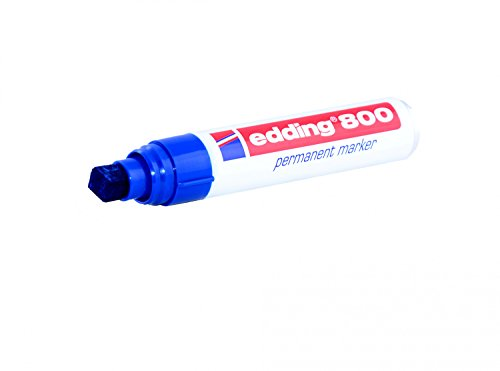 Permanentmarker blau EDDING 800-003 4-12mm