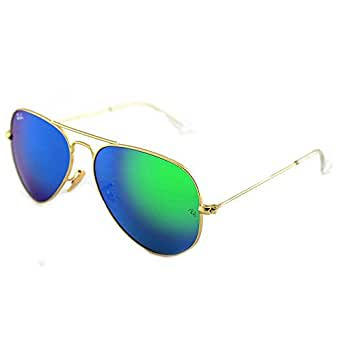 rb3025 g15  Ray-Ban - Unisexsonnenbrille - RB3025 112/19 55 - Aviator RB3025 ...