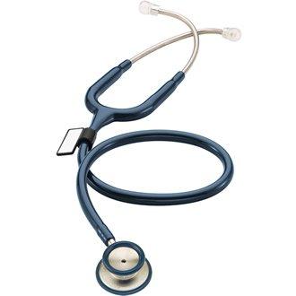 MDF MD One Stéthoscope a deux tête en acier inoxydable premium - Garantie à vie & Programmes-Pièces Gratuites-à-Vie Rose Fuchsia (MDF777-32)