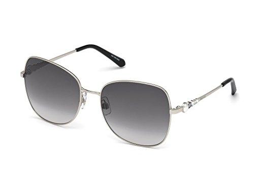 Swarovski Sonnenbrillen (SK-0181 16B) silber - grau verlaufend