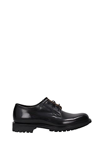 NEWBRIDGEBLACK Church's Derby Homme Cuir Noir Noir