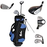 Best Confidence Golf Sets - Confidence Junior Golf Club Set with Stand Bag Review