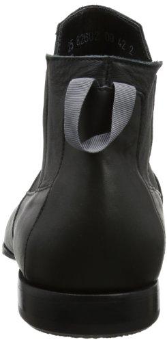 Think Zean 82682 Herren Desert Boots Schwarz (schwarz 00)