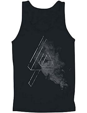 Linkin Park Prism Smoke Camiseta Tirantes Negro